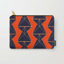 Geometric Modern Carry-All Pouch