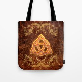 The celtic sign  Tote Bag
