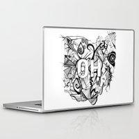 ohio Laptop & iPad Skins featuring Ohio. by Stefani Reeder