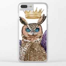 Prince Stolas Clear iPhone Case