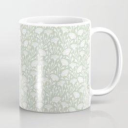 Chrisanthemums Coffee Mug