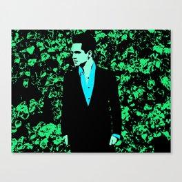 Brendon Urie Pop Art Canvas Print