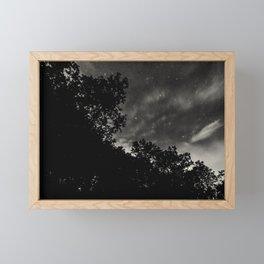Fall...ing in love with fall. -III.-  Framed Mini Art Print