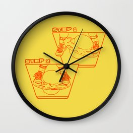 Have A Ball Wall Clock