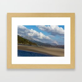 Snowdon Framed Art Print