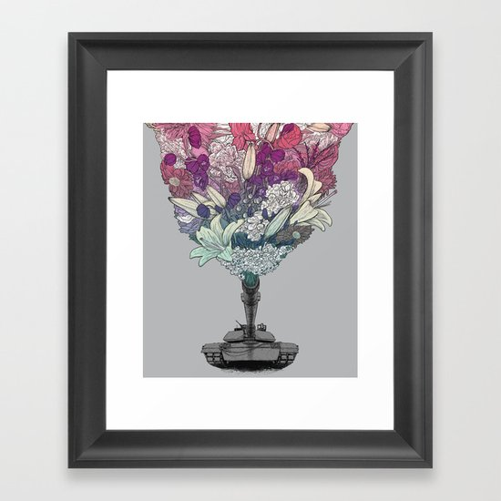 Ka-Bloom Framed Art Print