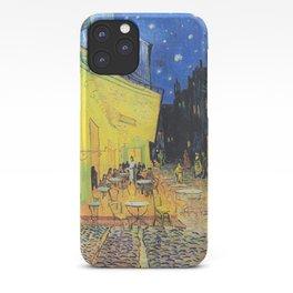 Café Terrace at Night by Vincent van Gogh iPhone Case