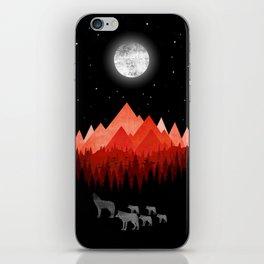 WOLFS 777 iPhone Skin