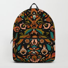Botanical Print Backpack