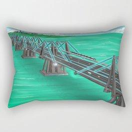 Hijo Puente Rectangular Pillow