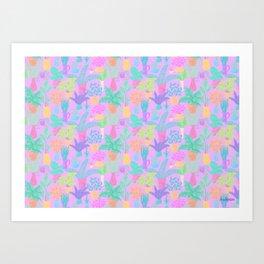 Plantasia Art Print