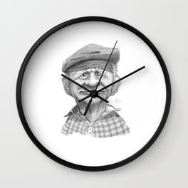 Oom  Wall Clock