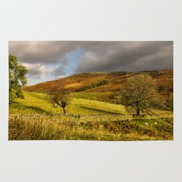 Gowbarrow Fell, Lake District Rug