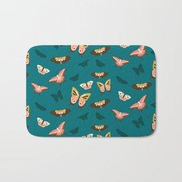 Butterfly Swarm Bath Mat