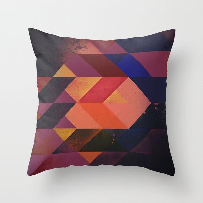 flyypynwwyyrr Throw Pillow