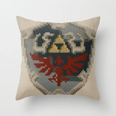 Link's Shield Throw Pillow