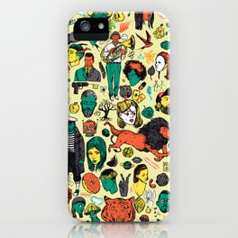 More Things iPhone Case