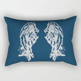 Midnight Flight Rectangular Pillow