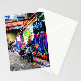 Leake Street Graffiti Artists Stationery Cards