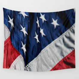 Let Freedom Ring Wall Tapestry