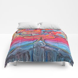Thought Eruptions Comforters