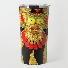 Hindu Kali 20 Travel Mug