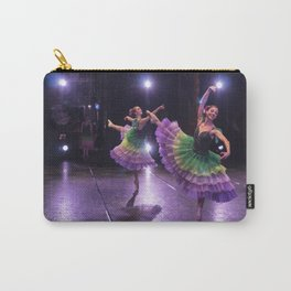 2 Ballerinas Carry-All Pouch