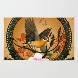 Songbirds Rug