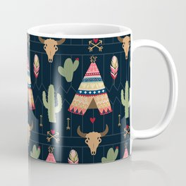 teepee tent Coffee Mug