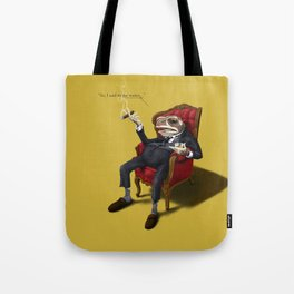 Fly in My Soup (Colour) Tote Bag