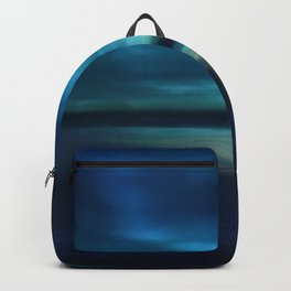 Blue Landscape Backpack