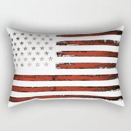 American flag Stars & stripes Rectangular Pillow