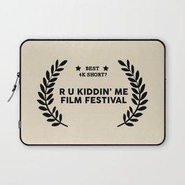 Film Festival Winner : Best 4K Short Laptop Sleeve