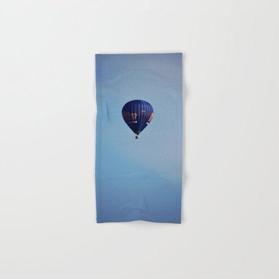 Blue air balloon Hand & Bath Towel