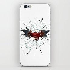 SUPER HERO REBORN iPhone & iPod Skin