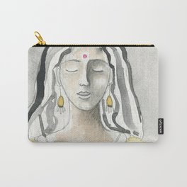 Mind and Heart Aligned Carry-All Pouch