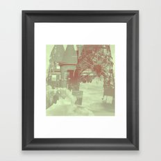 Timing Framed Art Print