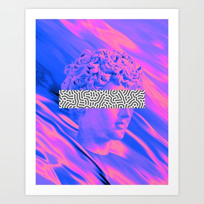 Sidiz Art Print
