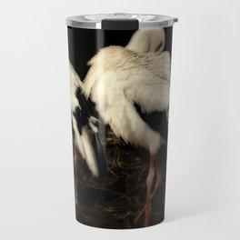Storks Travel Mug
