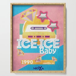 Ice Ice Baby Serving Tray