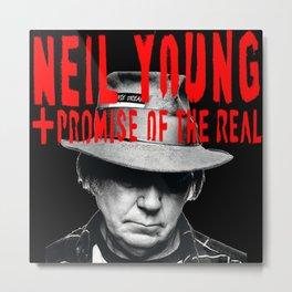 neil young album 2020 atinum5 Metal Print