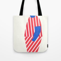 boy with yellow cap Tote Bag