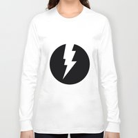 flash Long Sleeve T-shirts featuring Flash by Mr and Mrs Quirynen