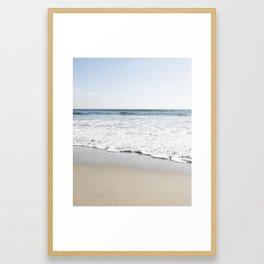 Beach Escape Framed Art Print