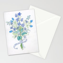 With Love, Always Stationery Cards