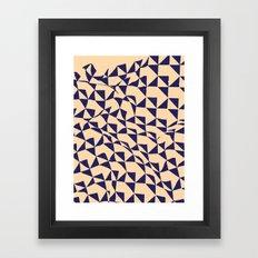 Mill Cream — Matthew Korbel-Bowers Framed Art Print