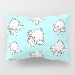 Elephants Pillow Sham