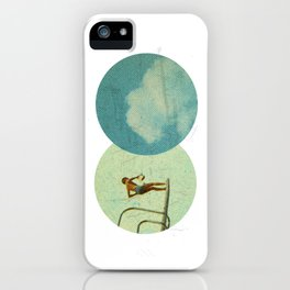 Survive | Collage iPhone Case