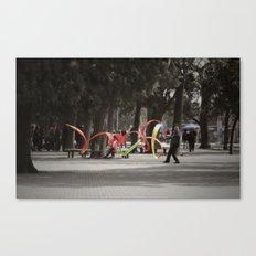 Wind Machine Canvas Print