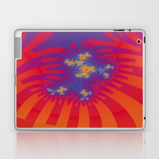 trippy daisy Laptop & iPad Skin